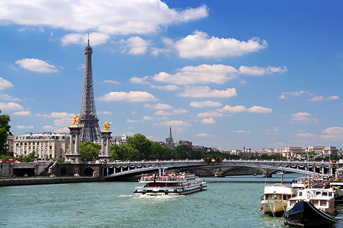 Deluxe Paris, Burgundy and Provence Gourmet Tour