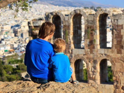 Greece Family Trip