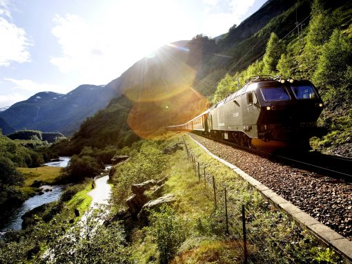 Active Family Travel in Norway