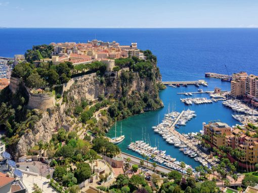 French Riviera & Provence through the eyes of painters