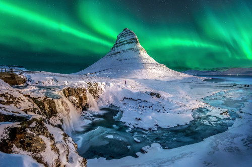 Iceland, Finland and Russia