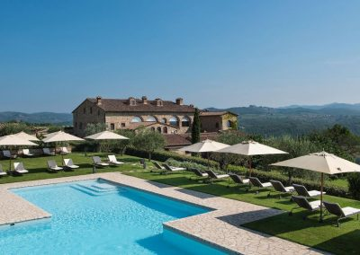 Episode 1 – Hotel Le Fontanelle – Picci Pasta with Tomatoe sauce