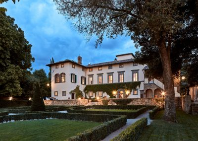 Episode 5 – Hotel Villa di Piazzano – Passatelli Pasta with sausage and mushroom sauce