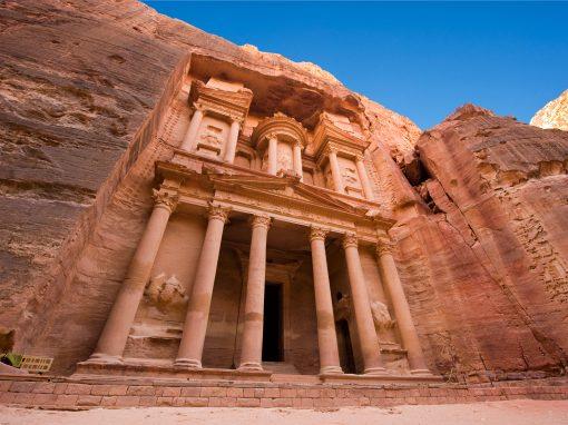 Family trip Israel & Jordan